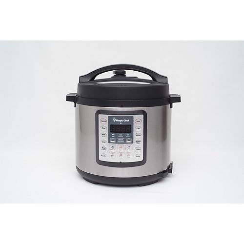 7-in-1 Multicooker Stainless steel