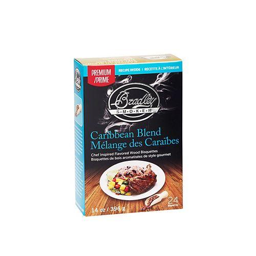 Premium Caribbean Blend Bisquettes - (48-Pack)