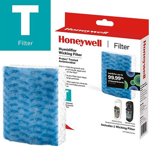 Certified Honeywell Humidifier Replacement Wicking Filter, Filter T