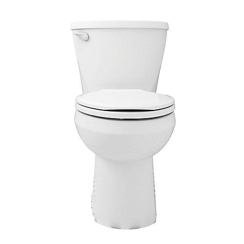 Toilette complète allongée Mainstream, 4,8L