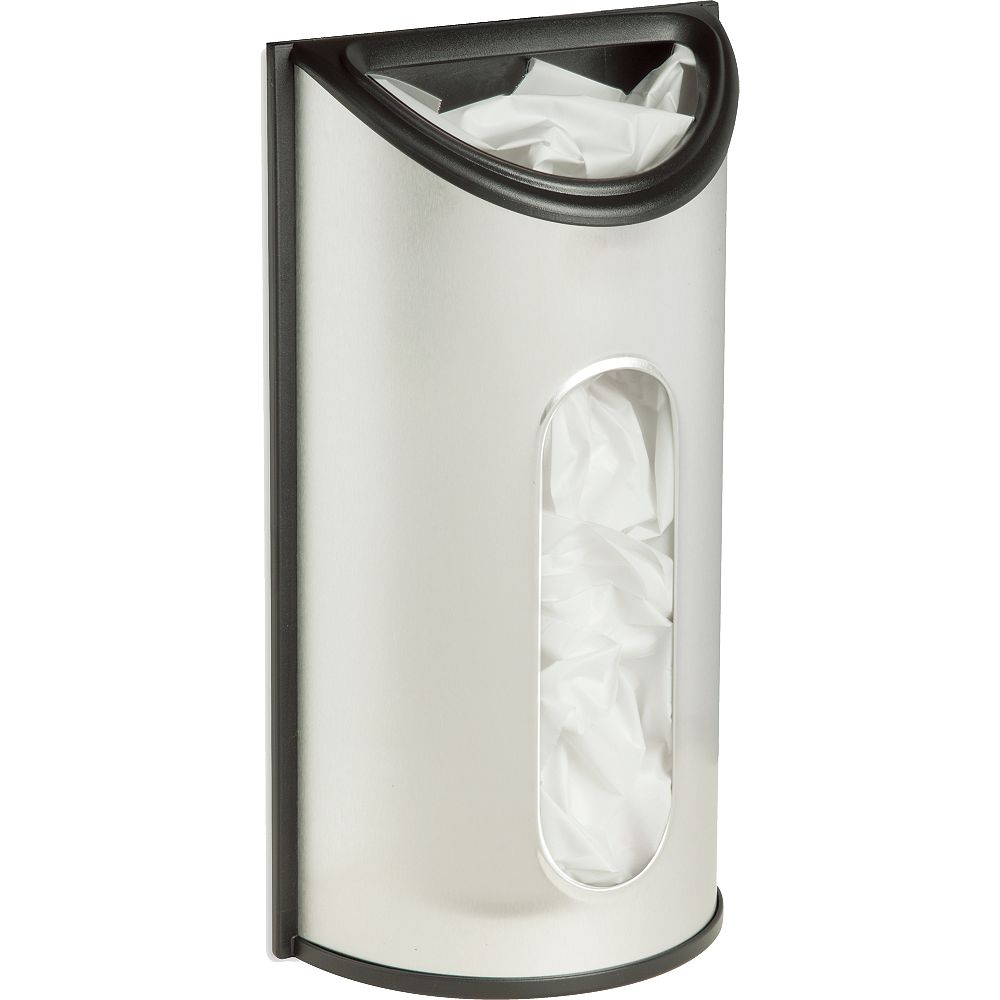 HDX Plastic Bag Storage Organizer