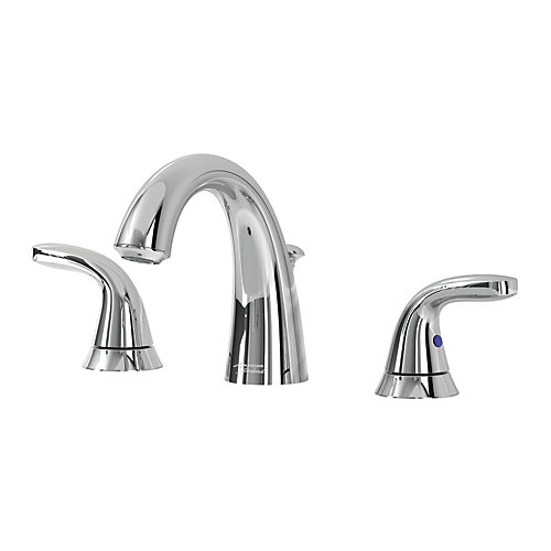 Cadet 2-Handle Widespread Faucet in Chrome