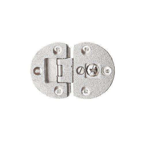 Metal Adjustable Flap Hinge (2-Pack)