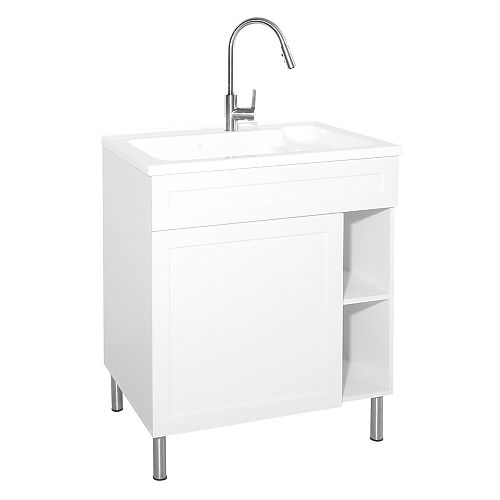 30-inch Laundry Cabinet