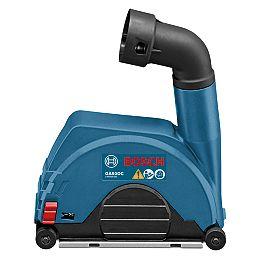 Dispositif délimination de la poussière pour meuleuse angulaire de 4-1/2 po à 5 po