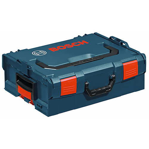 6 Inch, x 14 Inch x 17-1/2 Inch Stackable Tool Storage Case