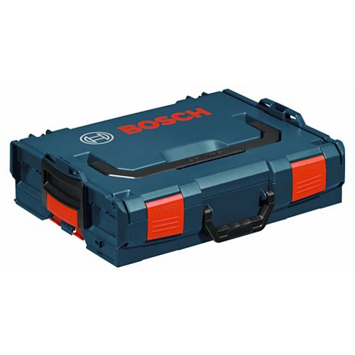 4-1/2 Inch x 14 Inch x 17-1/2 Inch Stackable Tool Storage Case
