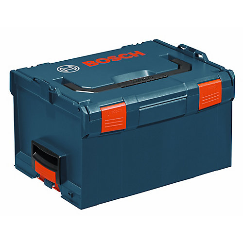 10 Inch x 14 Inch x 17-1/2 Inch Stackable Tool Storage Case