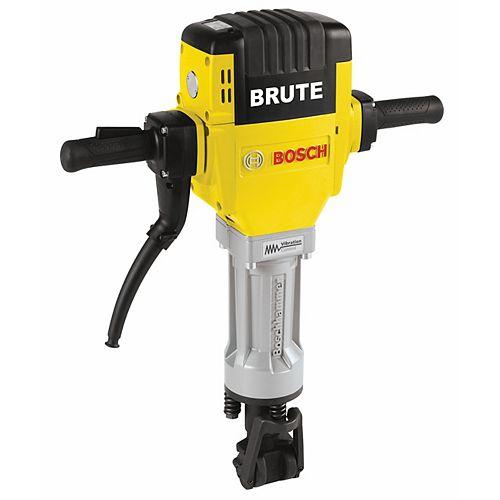 120V Corded 1 1/8-inch Concrete Brute Breaker Demolition Hammer with Vibration Control
