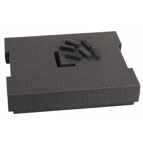 Insert en mousse prédécoupée pour L-BOXX-2