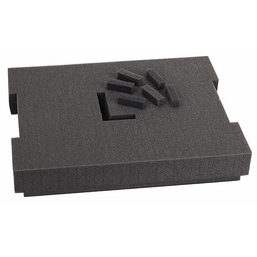Insert en mousse prédécoupée pour L-BOXX-1