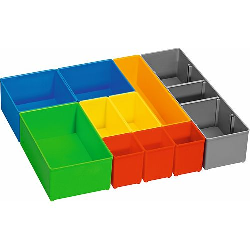 10-Piece Organizer Insert Set for i-BOXX
