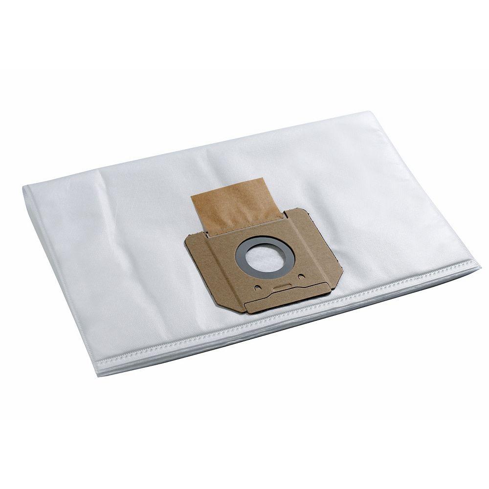 Bosch Fleece Dust Bag for 9-Gallon Dust Extractors (5-Pack)