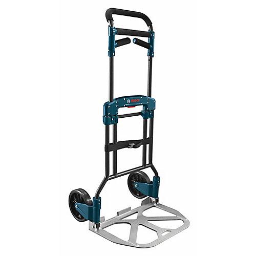 Heavy-Duty Folding Jobsite Mobility Cart