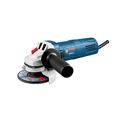 4-1/2-inch Angle Grinder