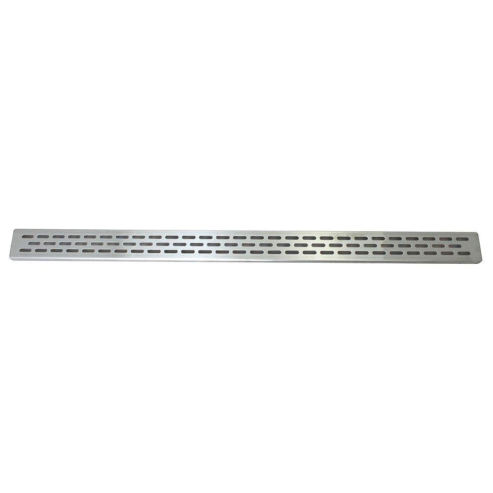 PROVA 24-inch  Linear Drain Grate - Stainless Steel