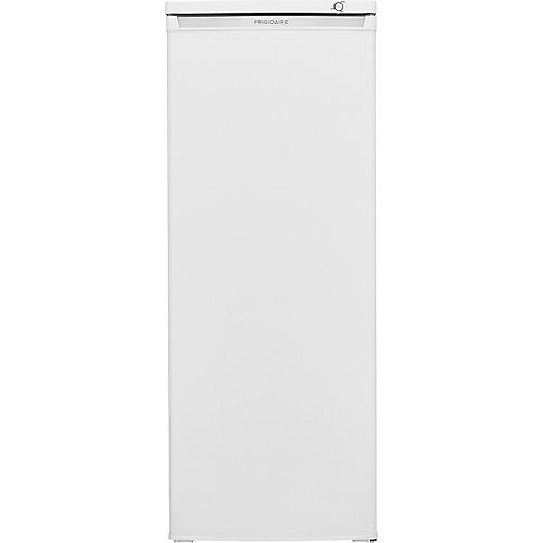 6 cu. ft. Upright Freezer in White