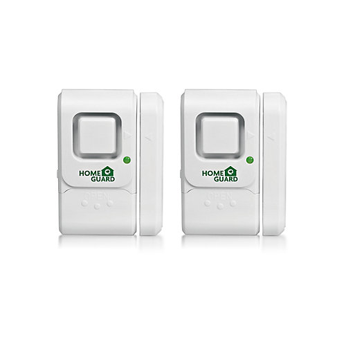 Window and Door Magnetic Alarm - Twin Pack