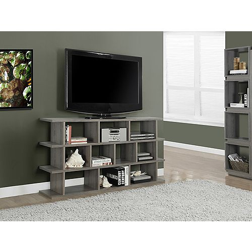 TV Stand in Grey