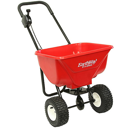 Estate Grade 9-inch Broadcast Fertilizer Spreader