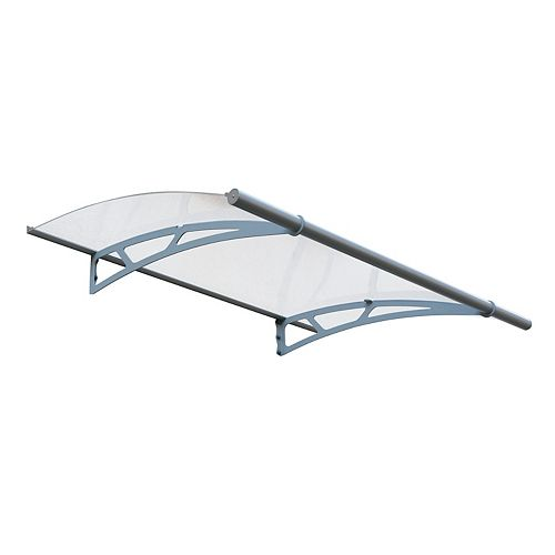 Aquila 2050 Frosted Extra Door Cover Awning