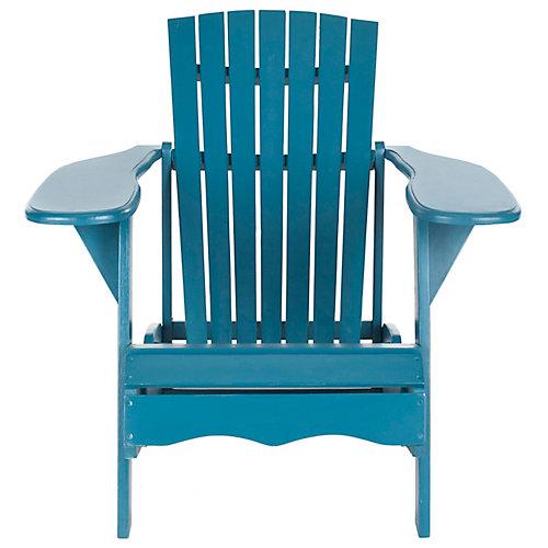 Mopani Patio Chair in Teal
