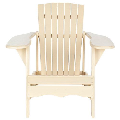 Mopani Patio Chair in Off-White