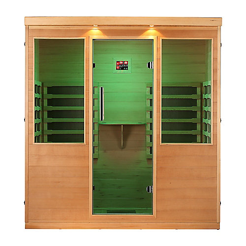 Whistler 4 Person Far Infrared Sauna