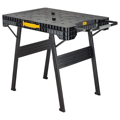 33-inch Folding Portable Workbench