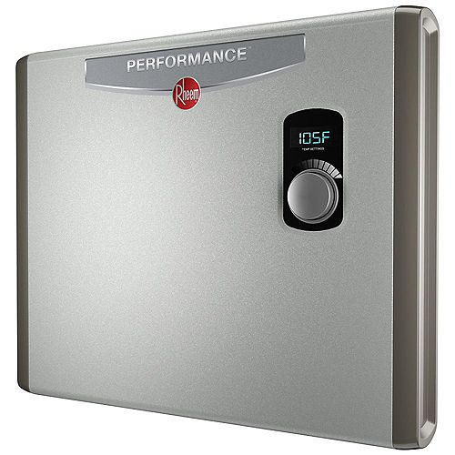Rheem 36kW Electric Tankless Water Heater
