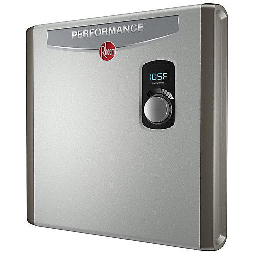Chauffe-eau électrique sans réservoir de 27 kW