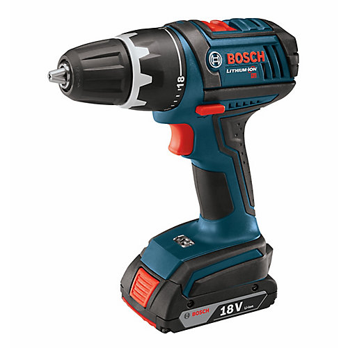 18 V Compact Tough 1/2 Inch Drill/Driver Kit with L-Boxx Carrying Case