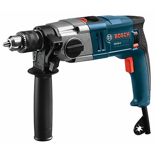 1/2 Inch Two-Speed Hammer Drill