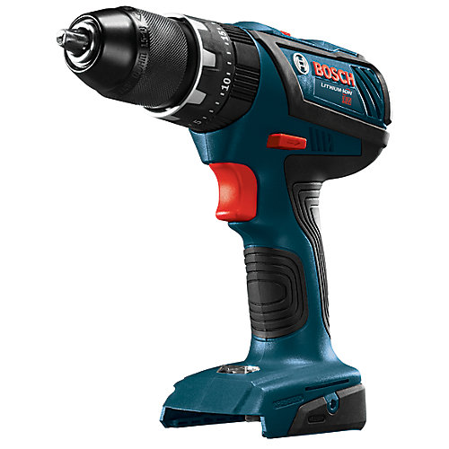18V Compact Tough 1/2 Inch Hammer Drill/Driver (Bare Tool)