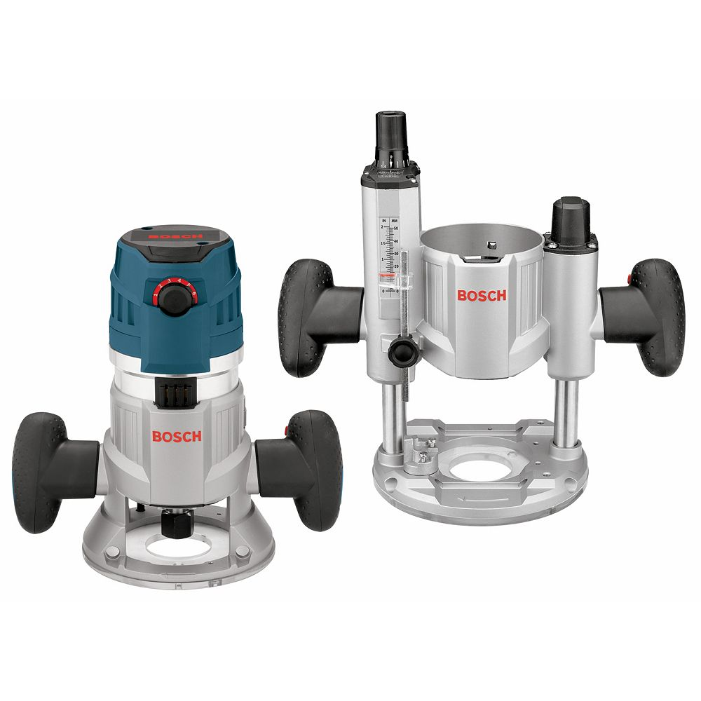 Bosch 2.3 HP Electronic Modular Router System