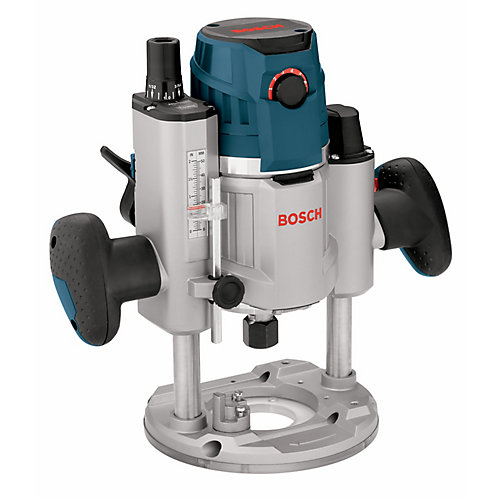 2.3 HP Electronic Plunge-Base Router