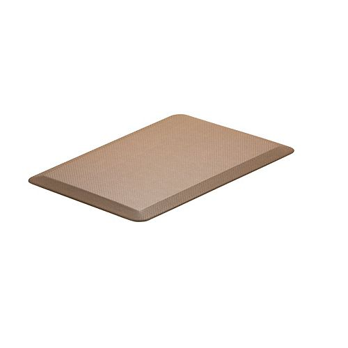 Imprint Comfort Mats Tapis de Catégorie Professionnelle, CumulusPro de 20x30x3/4 pouces, Paume de Désert