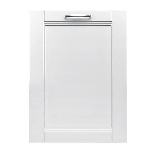800 Series - 24 inch Custom Panel Dishwasher - 40 dBA - MyWay 3rd Rack