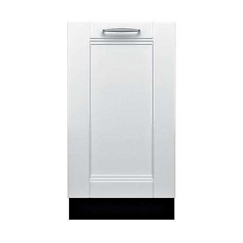 800 Series - 18 inch Custom Panel Dishwasher - 44 dBA - ADA Compliant