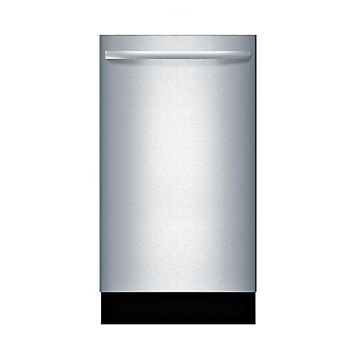 800 Series - 18 inch Dishwasher w/ Bar Handle - 44 dBA - ADA Compliant