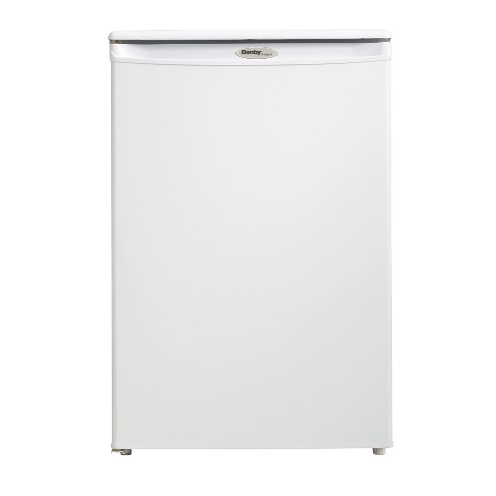 Danby 4.3 cu. ft. Upright Freezer in White (Energy Star)