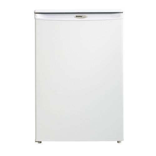 4.3 cu. ft. Upright Freezer in White (Energy Star)