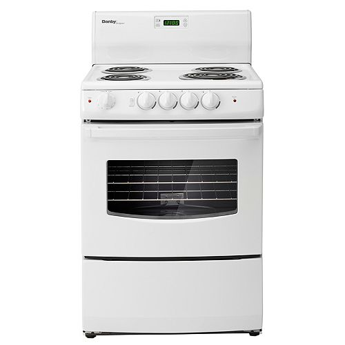 3 cu. Feet / 24 Inch Wide  Electric Range