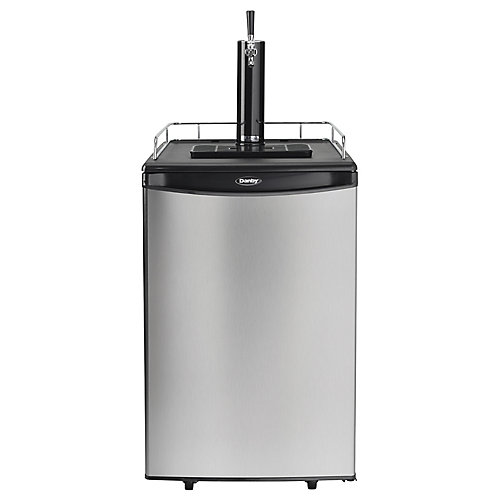 5.4 cu. ft. Keg Cooler