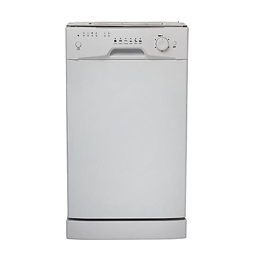 18-inch 8-Place-Setting Built-in Dishwasher