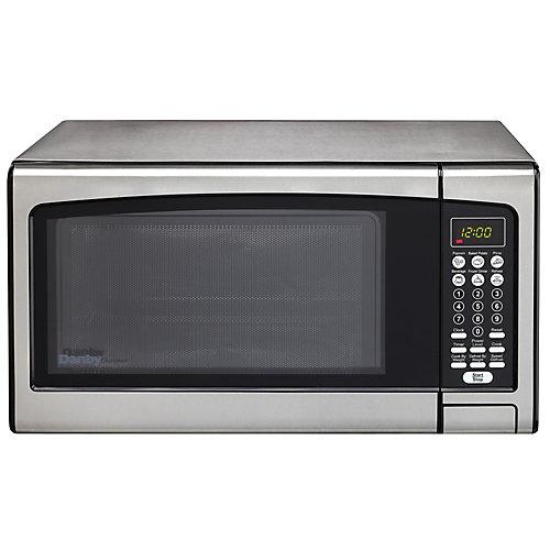 1.1 cu. ft. Microwave