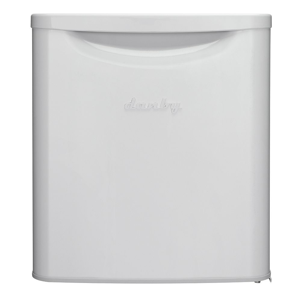 Danby 1.7 Cu.Ft. Contemporary Classic Fridge in White