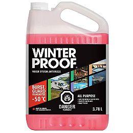 WinterProof - Antigel non toxique pour systèmes deau avec protection garantie jusquà -50 °C BurstGuardMC, 9,46 L