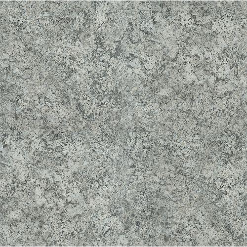 Geriba Gray 4 ft. x 8 ft. Laminate Sheet in Matte Finish 9308-58