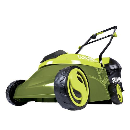 Sun Joe 14-inch 28V 5 amp Cordless Lawn Mower